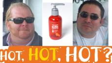 Chef Pharmaceuticals?   Hot!  Hot! Hot!