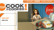 Super Chef brought in a super tester for this new Wii game...