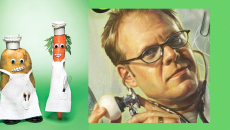 Alton Brown attacks celebrity chefs in the mainstream press...