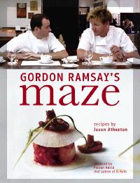 Gordon Ramsay' Maze: Jason Atherton