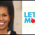 The First Lady speaks on childhood obesity.
