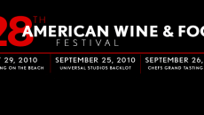 Hang out with your favorite chef at the American Wine & Food Festival