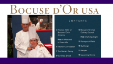 Immerse yourself in the Bocuse d'Or experience