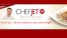 Branding Asian Cuisine with off-shelf space