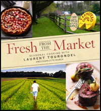 Laurent Tourondel: Fresh from the Market