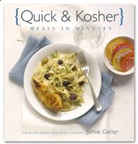 Jamie Geller: Quick & Kosher