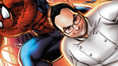 Spider-Man and a Super Chef