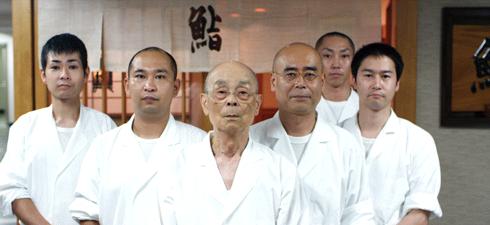 Tribeca Film Festival:  Jiro Dreams of Sushi