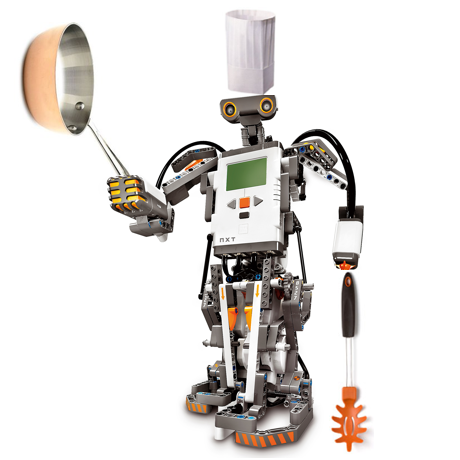 Robot Ready for Food Challenge