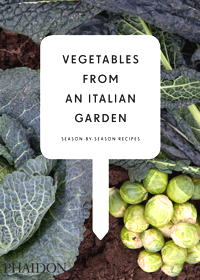 Phaidon: Vegetables from an Italian Garden