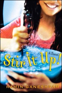 Ramin Ganeshram: Stir It Up!