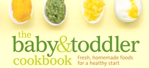 Ansel & Ferreira: Baby & Toddler Cookbook