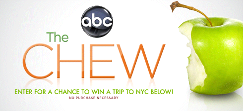 ABC's The Chew: Let's Talk