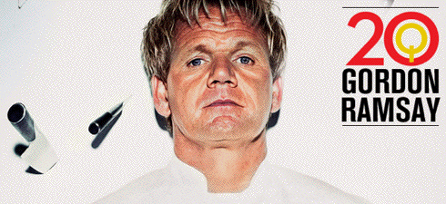 Gordon Ramsay and Playboy