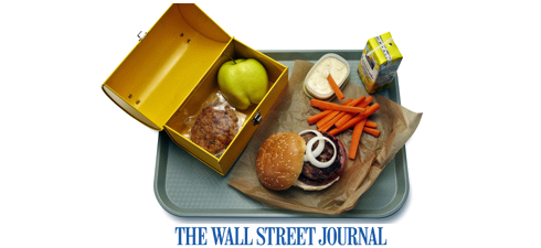 Wall Street Journal:  Lunch Box