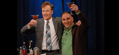Jose Andres to Conan O'Brien:  Weirdo!