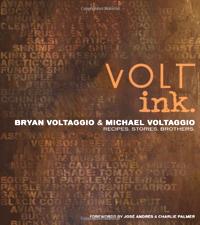VOLT ink, by Bryan and Michael Voltaggio