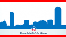 14 Boston chefs compete to support Obama re-election