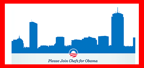 Chefs for Obama