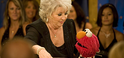 Paula Deen and Food Network's Fat Chef