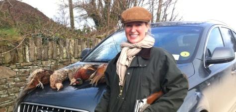 Rachel Allen:  Hunt for Food