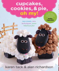 Cupcakes, Cookies & Pie, by Karen Tack and Alan Richardson