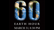 One hour to encourage the world to take global warming and climate change seriously.