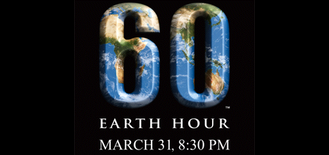 Chefs Plan for Earth Hour