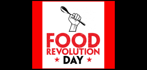 Jamie Oliver: Food Revolution Day