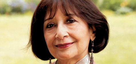 Madhur Jaffrey: Return to TV at 78