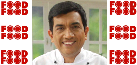 Interview with Sanjeev Kapoor: FoodFood TV – Super Chef