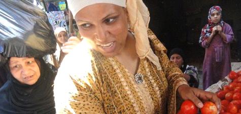 BBC: 25TV's Ghalia Mahmoud