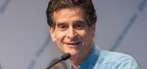 Dean Kamen speaks at FLL GIA