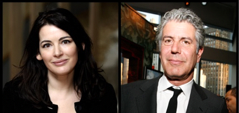 ABC: Nigella Lawson & Anthony Bourdain