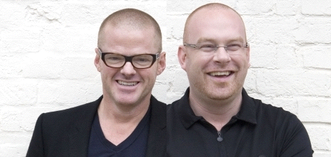 Heston Blumenthal & Simon Hulstone 's Height Cuisine