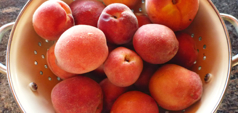 Orlando Amaro: Peach Month at Station 4