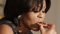 What can chocolate chips tell us about First Ladies?