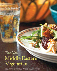 The New Middle Eastern Vegetarian, by Sally Butcher