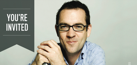Ted Allen for James Beard House