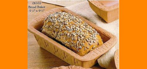 Romertopf's Bread Baker