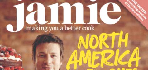 Jamie Oliver Magazine North America