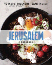 Jerusalem by Yottam Ottolenghi and Sami Tamimi