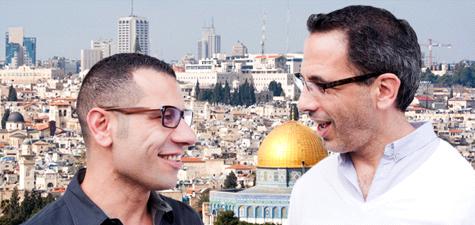 Yottam Ottolenghi and Sami Tamimi