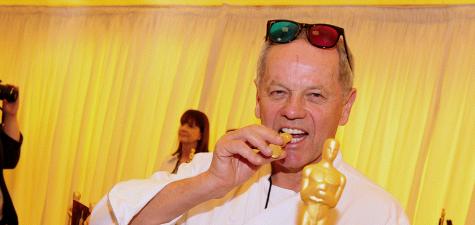Wolfgang Puck at 2012 Oscars