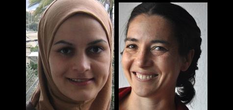 Leila El-Haddad and Maggie Schmitt