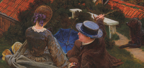 National Gallery: Cathal Armstrong, and Pre-Raphaelites