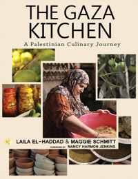 The Gaza Kitchen, by Leila El-Haddad and Maggie Schmitt