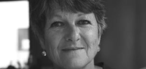Pam Talimanidis - author of A La Grecque