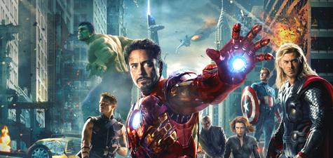 The Avengers:  Shawarma