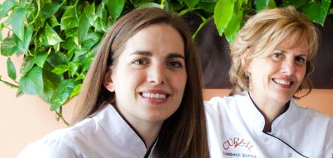 Chefs Move to School:  Katie Button in Asheville